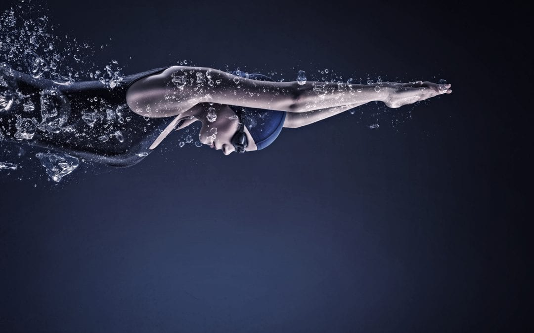 Speed Training for Swimming