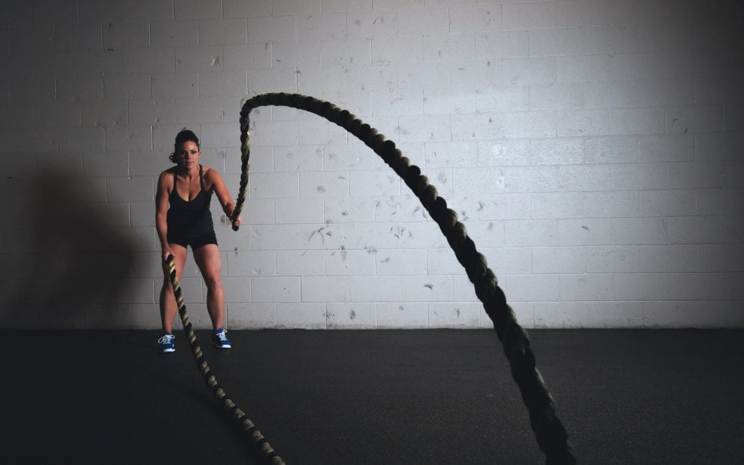 10 Beginner-Level Heavy Rope Exercises (Part 1)