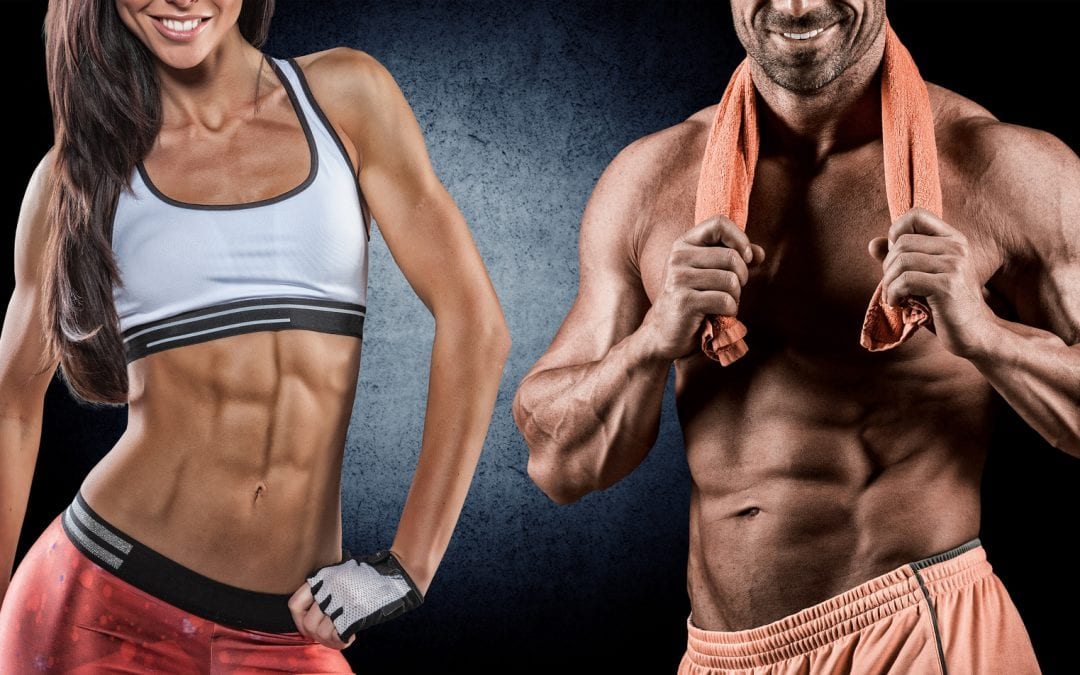 8 Reasons Why You Don't Have Ripped Abs