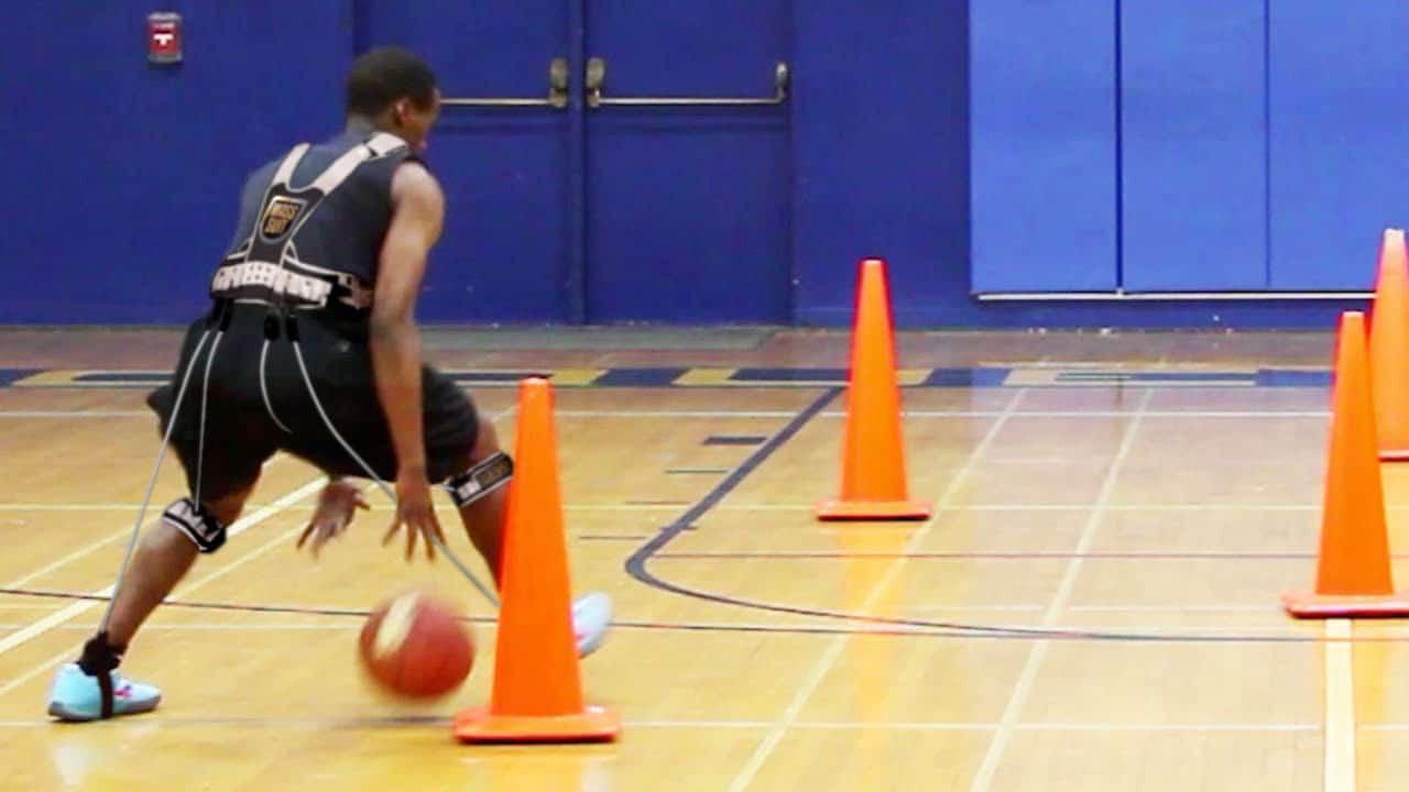 MASS SUIT Enhanced Speed Training for Basketball - Juke