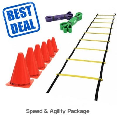 speed and agility package