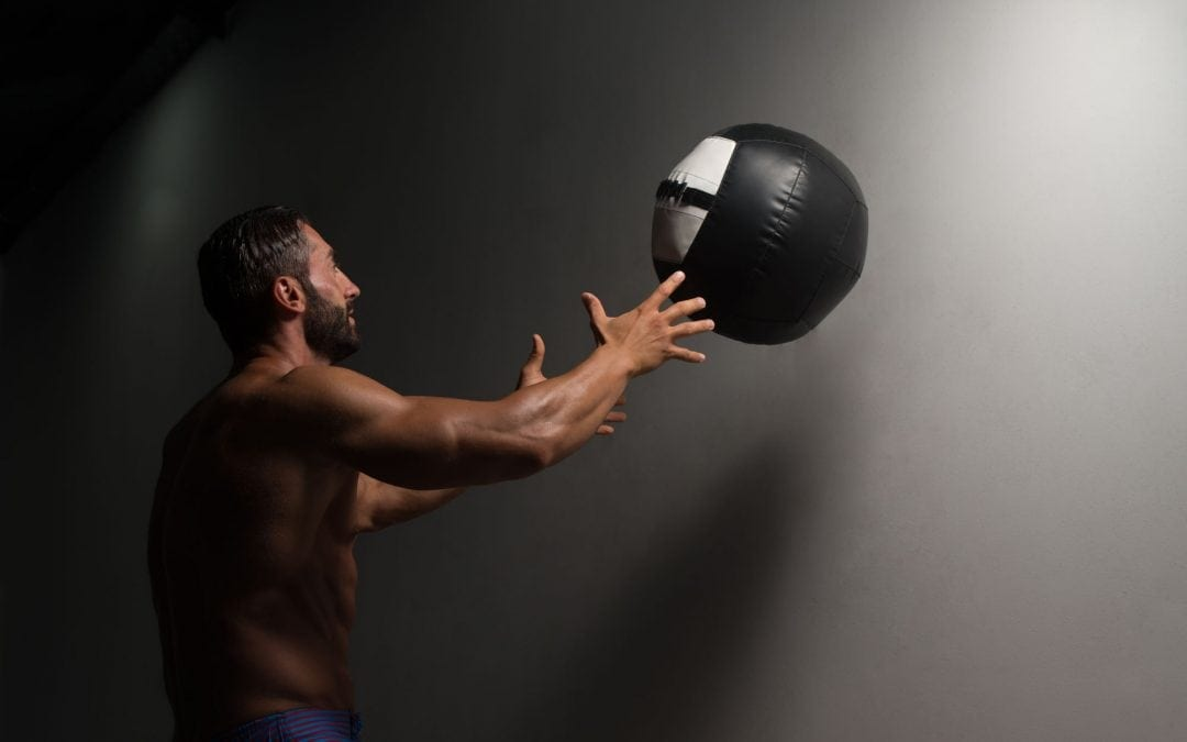 Top 5 Workouts You Can Do Using Wall Balls