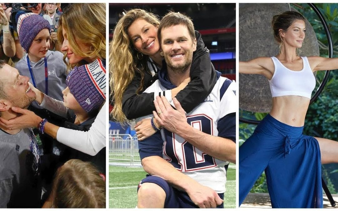Tom Brady's and Gisele's Healthy Diet