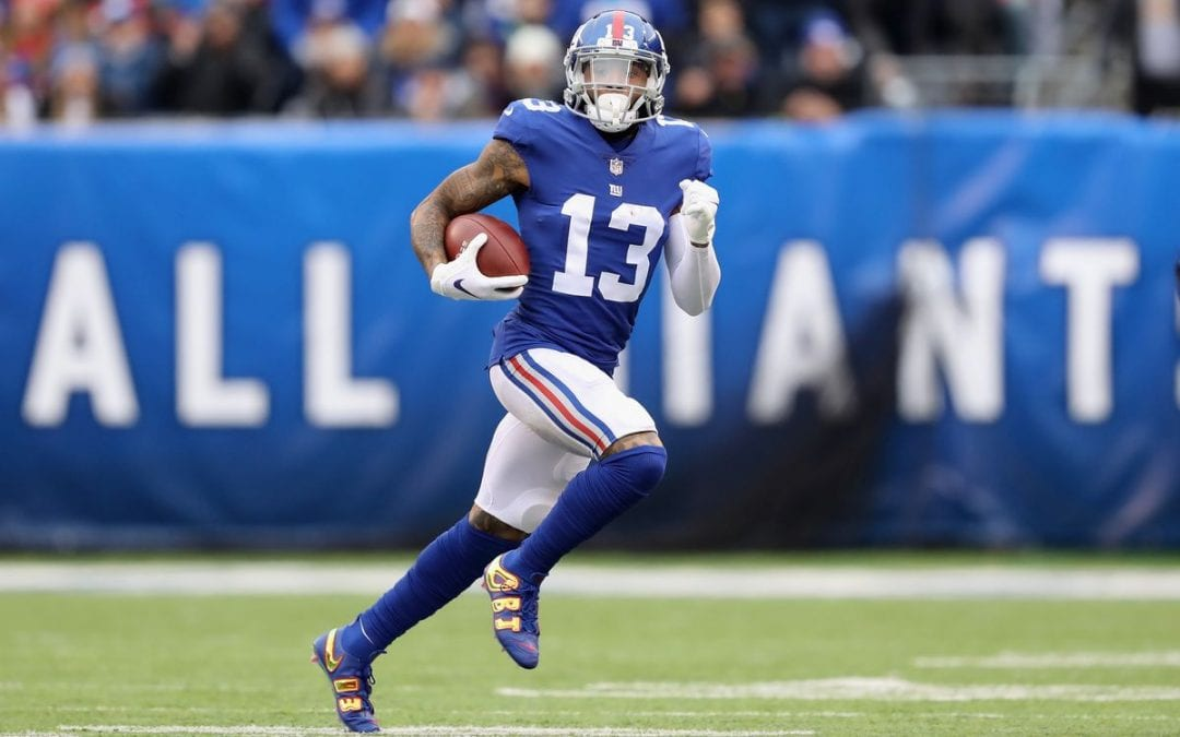 Odell Beckham Jr.'s Training & Diet
