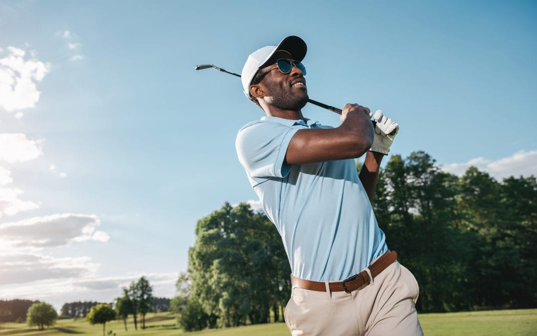 Golf Can be Good for Your Health. Here's How?