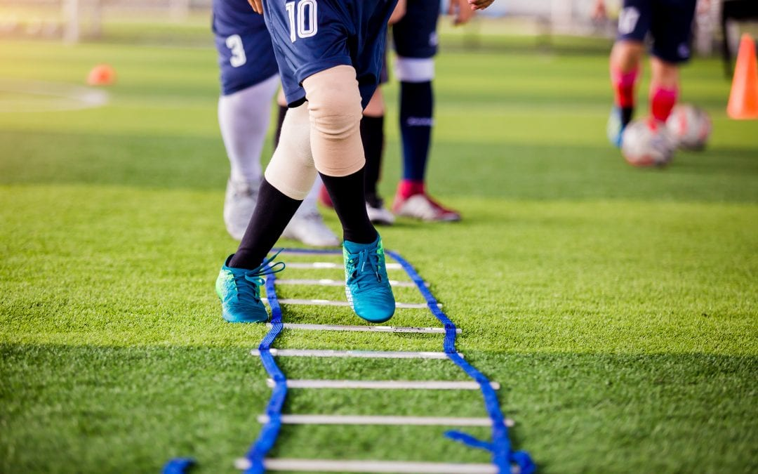 Cones And Ladders: Drills That Keep You Performing At Your Best